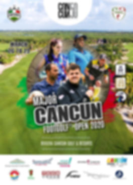 Poster Cancún