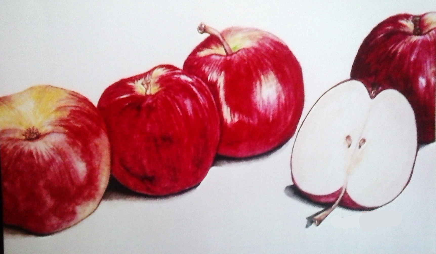 A Bunch of Apples