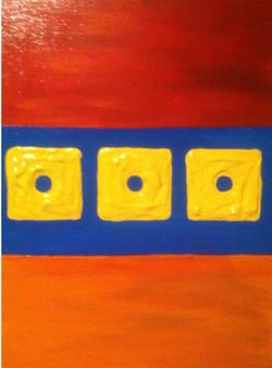 DESCRIPTION: The 3 Squares
