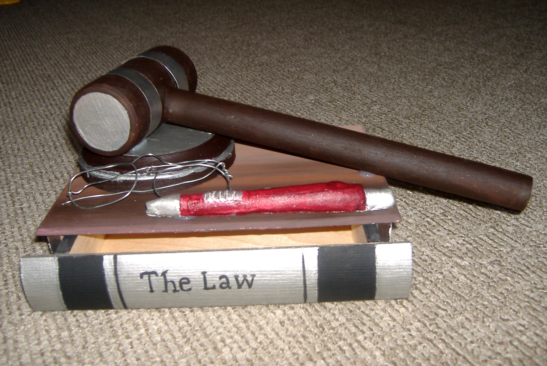 DESCRIPTION: Delighting In The Law