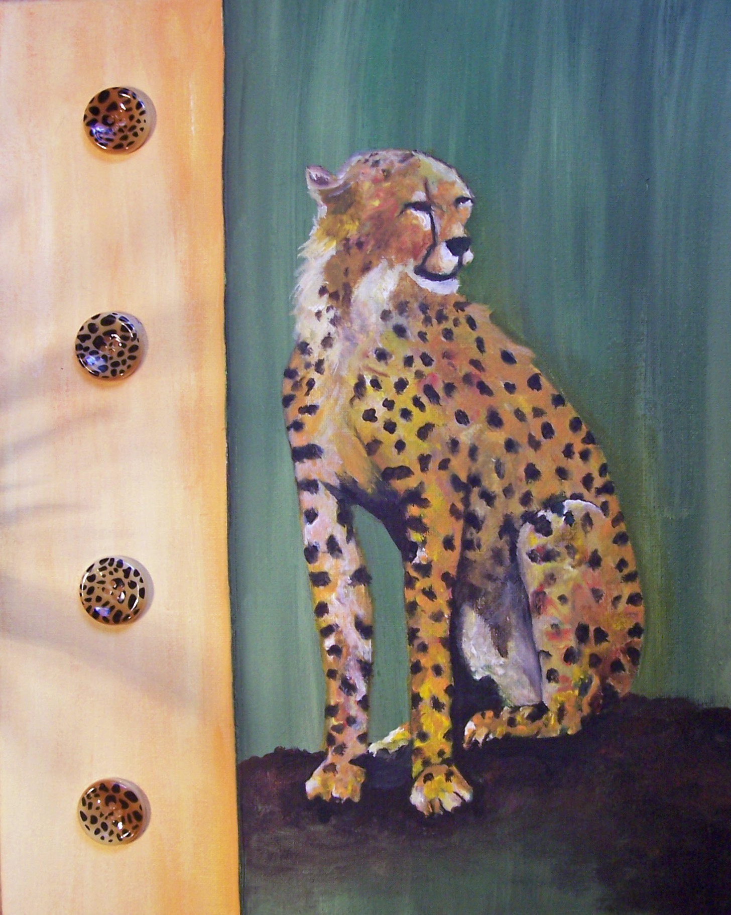 DESCRIPTION: Cheetah