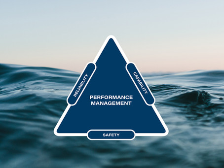 PERFORMANCE TRIANGLE IN MARINE OPERATIONS