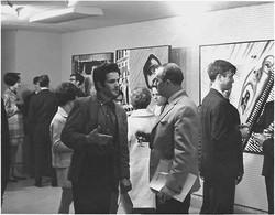 EXPO GALERIE MACKAY 21 MAI 1968