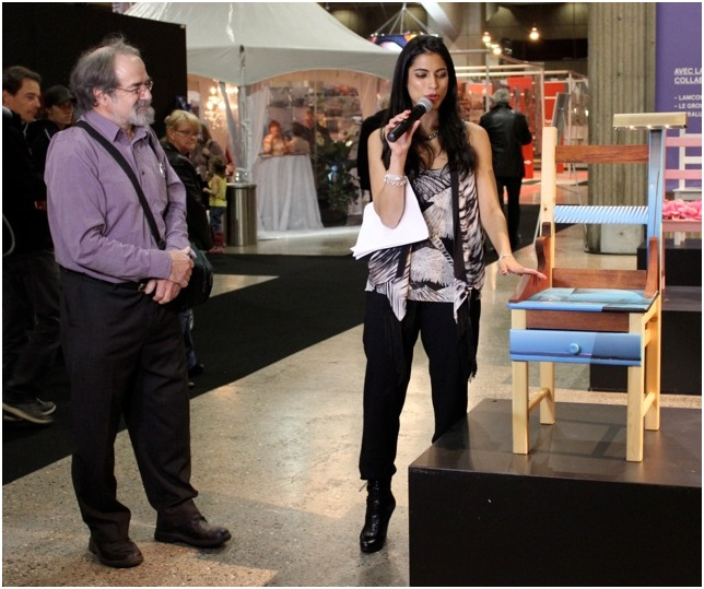 SALON DU DESIGN SIDIM 2013