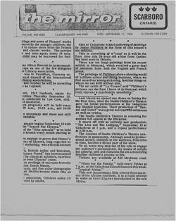 THE MIRROR 1968