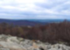 View from Audubon Hawk Watch