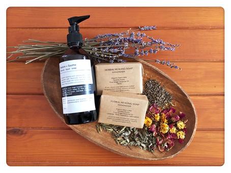 Confinement Healing Soap