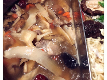 Herbal Soup Shabu Shabu