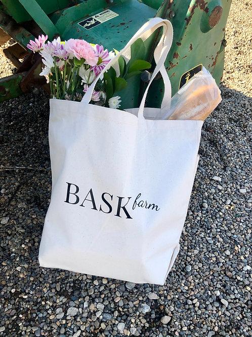Bask Farm Market Tote