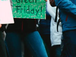 """Ils créent le """"Green Friday """" pour compenser le """"Black Friday"""""""
