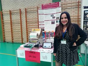 Une étudiante espagnole invente une machine contre le gaspillage alimentaire