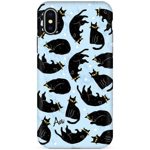 Black Cats Frenzy (Blue) - รุ่น Dual Guard