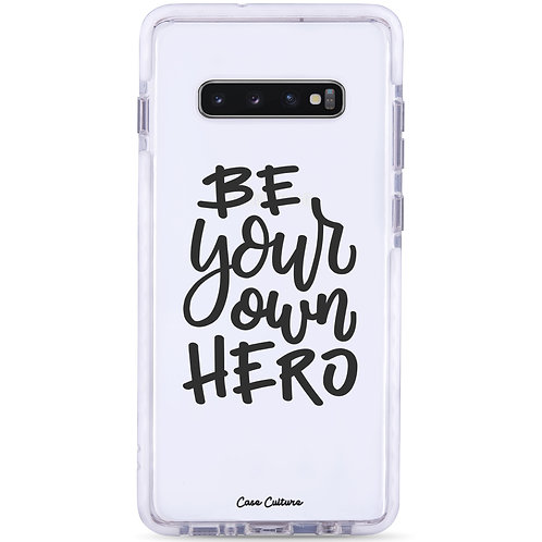 Be Your Own Hero (Black) - รุ่น Clear Guard