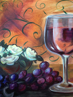 Wine and Grapes