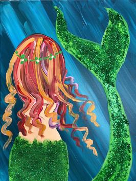 Glitter Mermaid