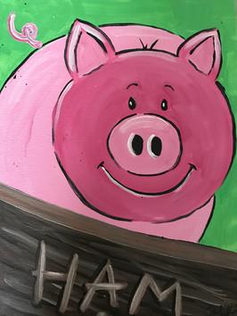 Ham the Pig