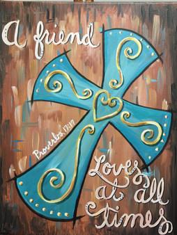 Friend Cross