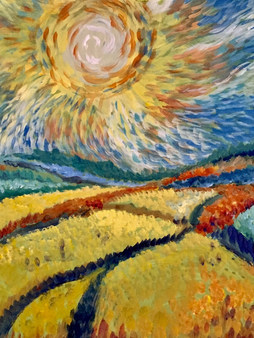 Van Gogh Fields