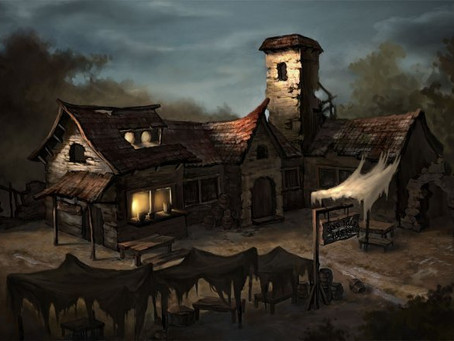 The Glass House: A Red Raven Inn Module