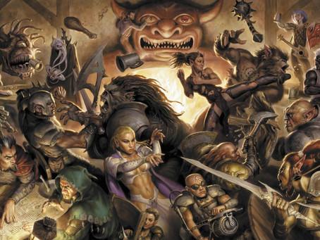 NPC Codex:                                           The Red Raven Inn Vol. II