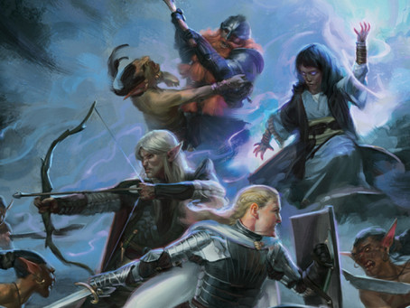 DMs Corner: Dungeons and Dragons Class Selection Guide