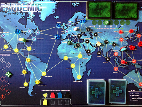 Sci Fi Feature: Pandemic!