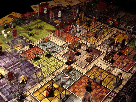 DMs Corner: A Beginner's Guide to Role Playing Games