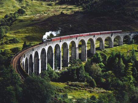 DMs Corner: The DM Train