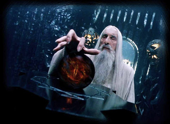 Crossover Conspiracies:             Dr. Saruman Wonka, DDS