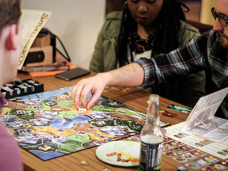 How to Teach Board Games – the Pawn and Pint Way