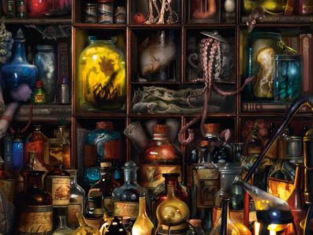 DM's Corner: Custom Magic Items