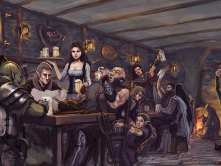 NPC Codex: The Red Raven Inn Vol. I