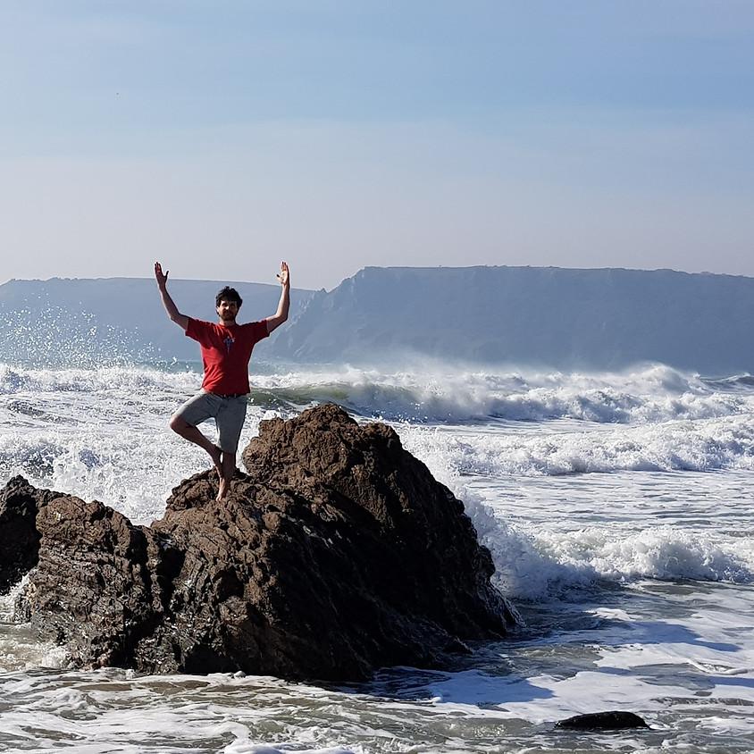 Sunrise Yoga Brunch @ Gara Rock - Sunday 4th August