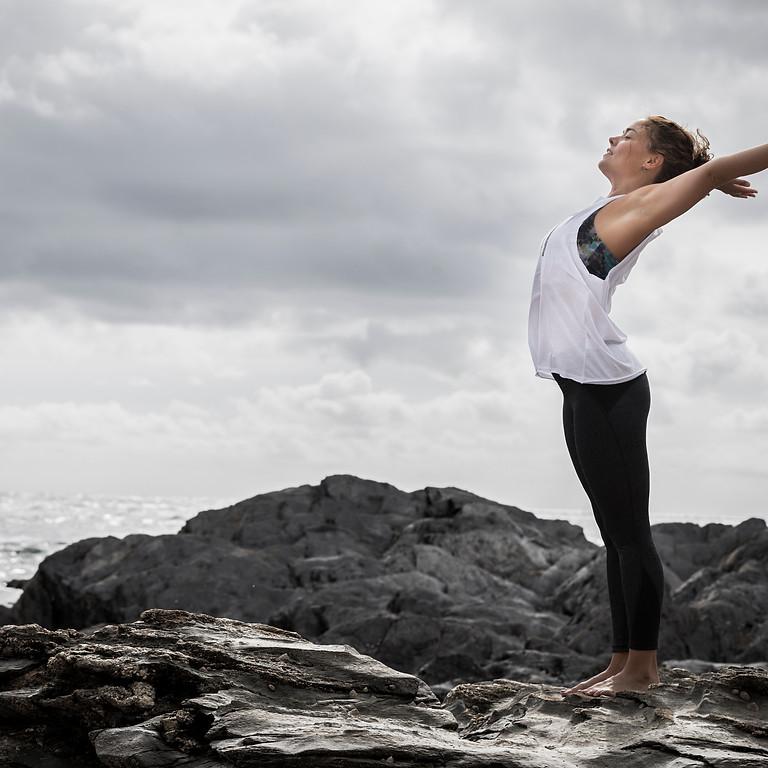 Sunrise Yoga Brunch @ Gara Rock - Sunday 14th July