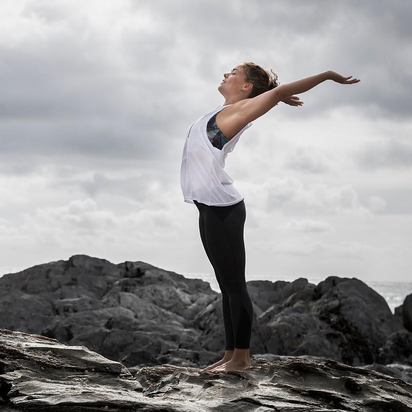 Sunrise Yoga Brunch @ Gara Rock - Sunday 14th July (1)