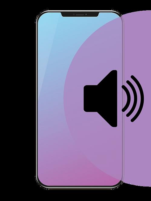 iPhone Loud Speaker Replacement