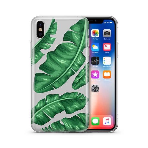 Ban Ana - Clear TPU iPhone Case