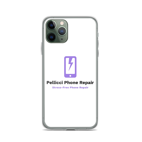 Pellicci iPhone Case - White