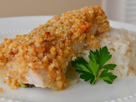 Macadamia Crusted Mahi Mahi