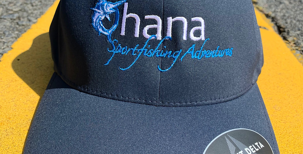 Ohana Port Authority® Flexfit Delta® Cap