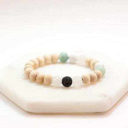 Sea Goddess Lava Diffuser Bracelet