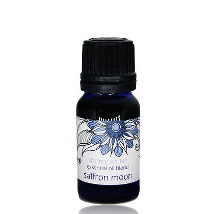 stormy winter - essential oil blend (winter)