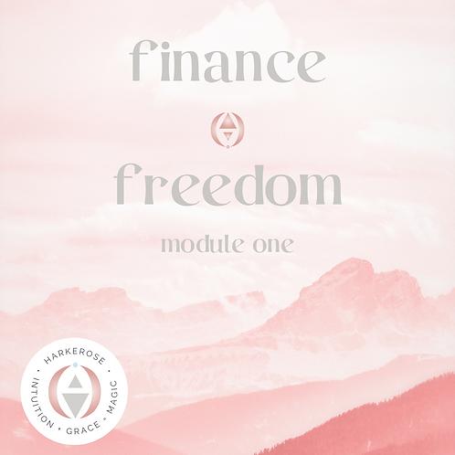 Finance Freedom Module 1 - 4