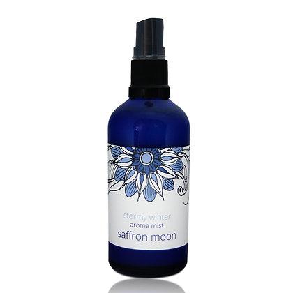 stormy winter essential oil room/body spray (winter defence)