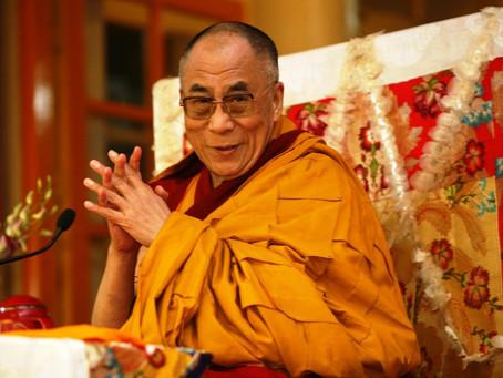 15 уроків життя від Далай-Лами