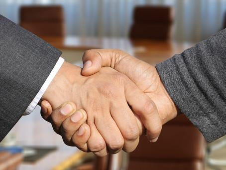 Успішні переговори - ключ до успіху підприємця