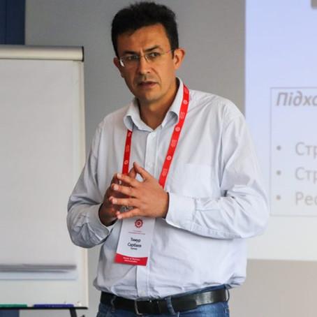 Про стратегію в бізнесі від Тимура Сарбаєва