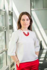 Іванна Бараник: В умовах кризи HR-менеджер став надійною опорою і підтримкою для людей