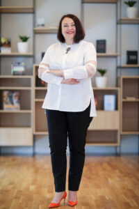 Лілія Бушіна: Навчання персоналу обов'язкова складова Укрпошти