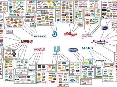 10 корпорацій, які контролюють світ нашого споживання
